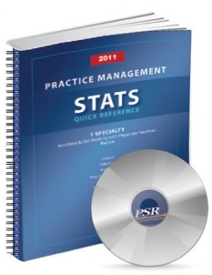 Practice Management Stats 1 Specialty