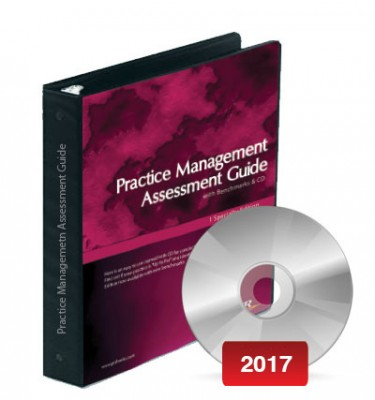 Practice Management Assessment Guide with Benchmarks & CD
